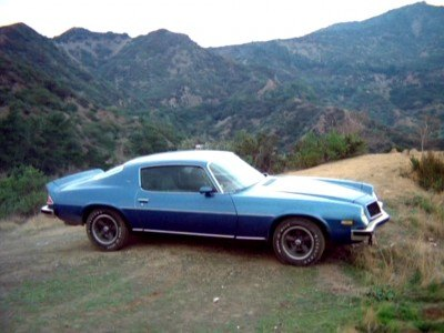 IMCDb org: 1974 Chevrolet Camaro in