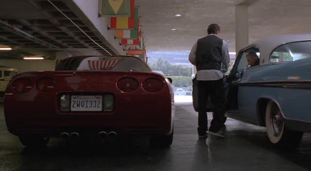 Imcdb 1997 Chevrolet Corvette C5 In Crash And Burn 2008