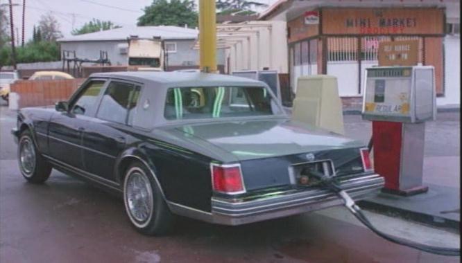 Imcdb Org 1976 Cadillac Seville In Killpoint 1984