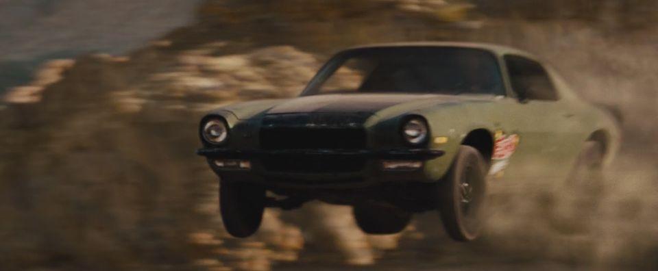 "Ford Taurus Wagon Custom >> IMCDb.org: 1973 Chevrolet Camaro RS-Z28 'F-Bomb' in ""Fast & Furious, 2009"""