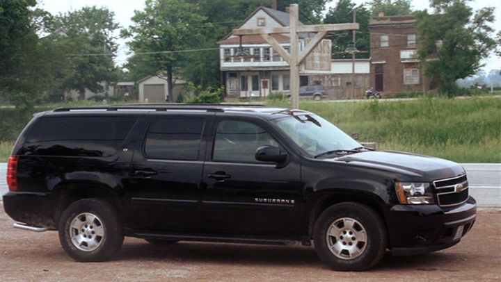 2007 chevrolet suburban 1500 lt gmt931 in. Black Bedroom Furniture Sets. Home Design Ideas