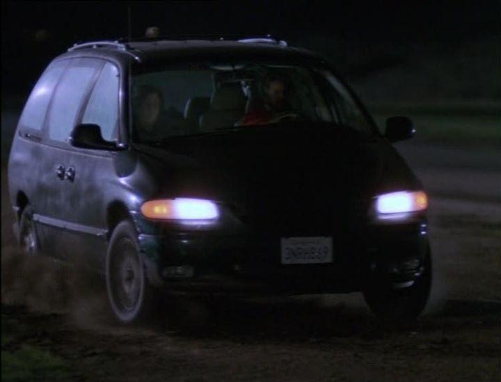 Imcdb 1996 Dodge Grand Caravan In The Shadow Men 1997