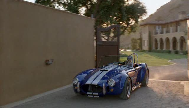 Shelby Cobra Replica