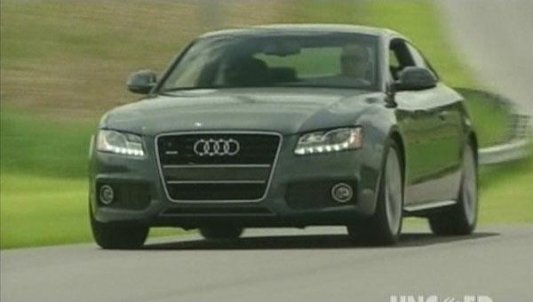 2008 Audi A5. 2008 Audi A5 quattro S-Line B8
