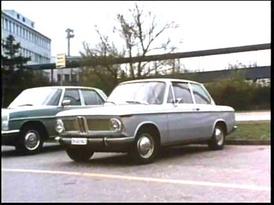 IMCDb.org: 1966 BMW 1600-2 in \