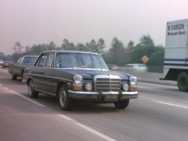 1973 mercedes benz 280 w114 in baretta 1975 for 1973 mercedes benz 280