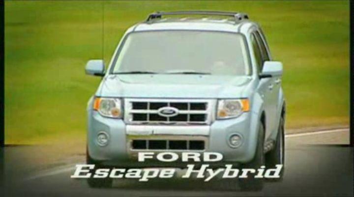 2008 ford escape hybrid in motorweek 1981 2017. Black Bedroom Furniture Sets. Home Design Ideas