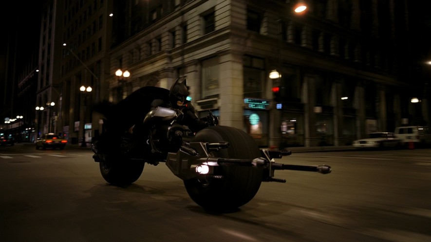 Made for Movie Batpod