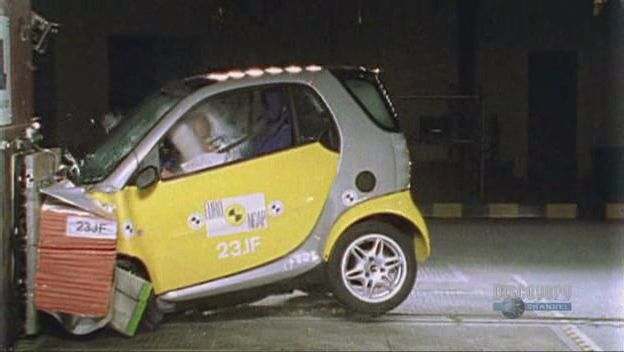 2000 smart City Coupe [450]