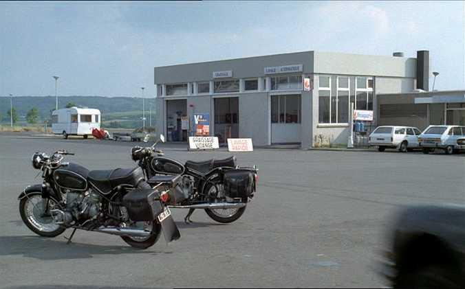 """IMCDb.org: 1969 BMW R 69 S In """"Les Aventures De Rabbi"""