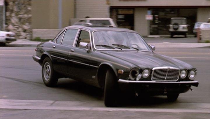1986 Jaguar XJ6 [Series III]