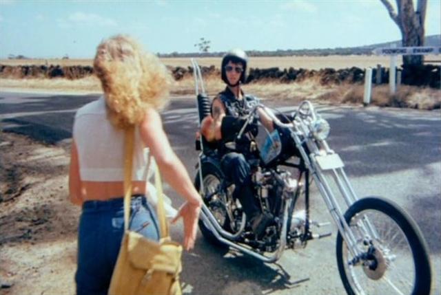 IMCDb org: 1970 Harley-Davidson Shovelhead in