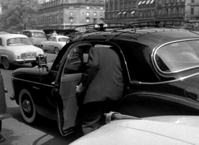 Imcdb 1955 Renault Frgate Amiral In Pickpocket 1959