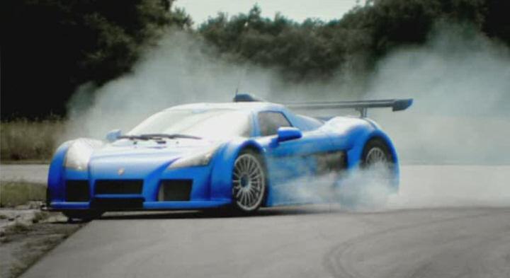 "IMCDb.org: Gumpert Apollo S in ""Top Gear, 2002-2015"""