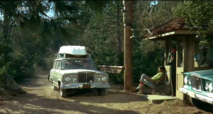 Imcdb 1963 Jeep Wagoneer Sj In Mans Favorite Sport 1964