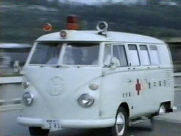 IMCDb org: 1964 Volkswagen Ambulance [Typ 2 / T1] in