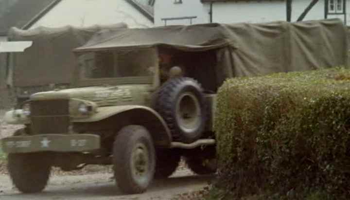 Dodge WC 62 1� Ton 6x6 Weapons Carrier
