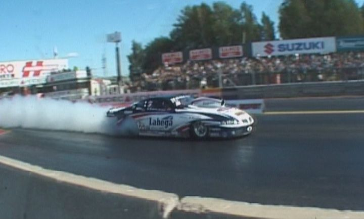 Custom Made Top Fuel Funny Car