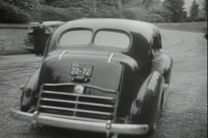 1939 Packard Six Touring Sedan