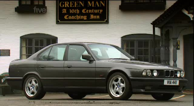 IMCDborg BMW M E In Fifth Gear - Bmw 1990