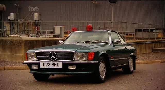 1986 Mercedes-Benz 300 SL [R107]