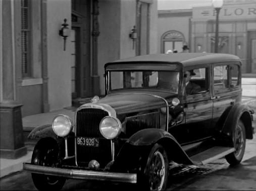 Imcdb Org 1931 Buick Series 50 Four Door Sedan 57 In