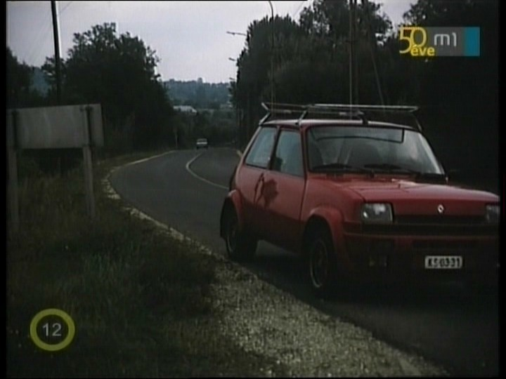 Renault 5 S�rie 1