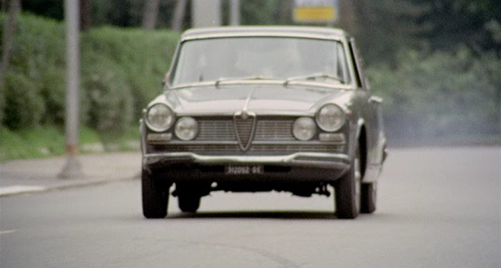 Rare Early Production Alfa Romeo 2600 Sedan | Bring a Trailer
