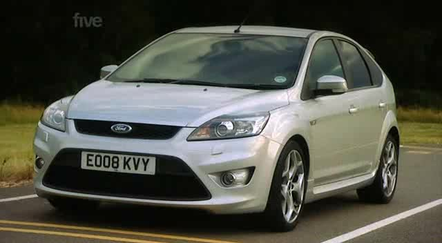 Imcdb Org 2008 Ford Focus St Mkii In Quot Fifth Gear 2002 2015 Quot