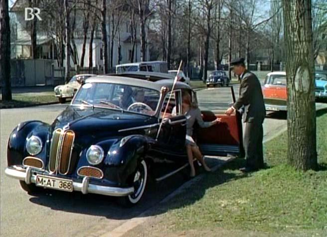 IMCDb.org: 1952 BMW 501 Taxi in \