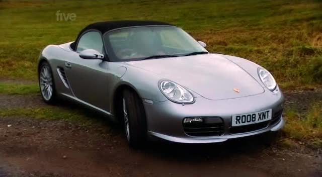 Imcdb 2008 Porsche Boxster S Rs 60 Spyder 987 In Fifth Gear