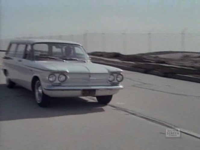 1961 Chevrolet Corvair Lakewood 500 Station Wagon [535]