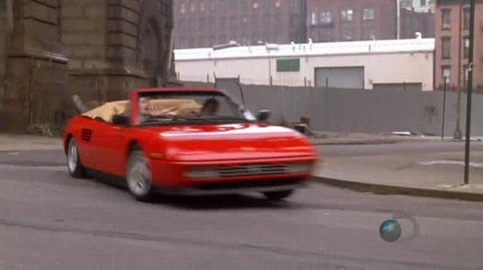 1989 ferrari mondial t cabriolet in mythbusters 2003 2018. Black Bedroom Furniture Sets. Home Design Ideas
