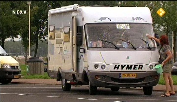 2004 Hymer Hymermobil B 644 on Fiat Ducato