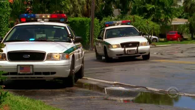 2003 Ford Crown Victoria Police Interceptor [P71]