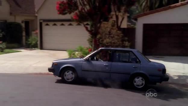 """IMCDb.org: 1984 Nissan Sentra [B11] in """"Desperate ..."""