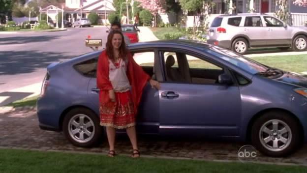 IMCDborg Toyota Prius II NHW In Desperate Housewives - 2004 prius