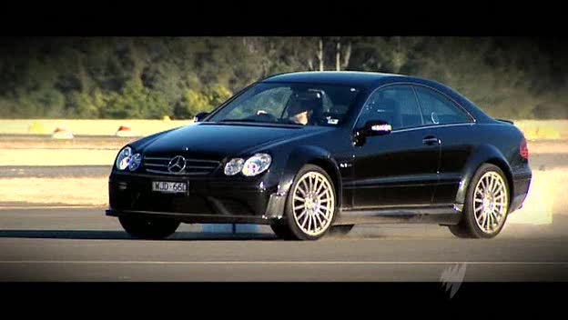 2008 Mercedes-Benz CLK 63 AMG Black Series [C209]