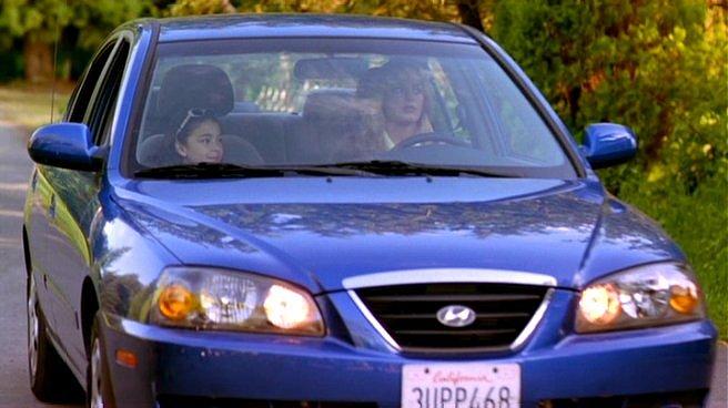 2004 Hyundai Elantra GLS XD In The Tooth