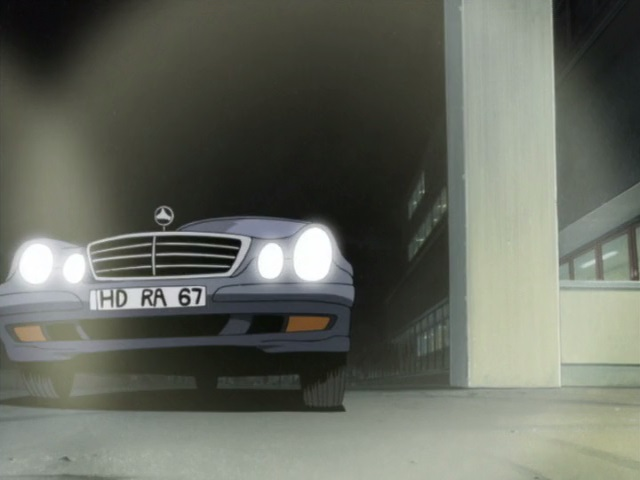 2000 Mercedes-Benz CLK [C208]