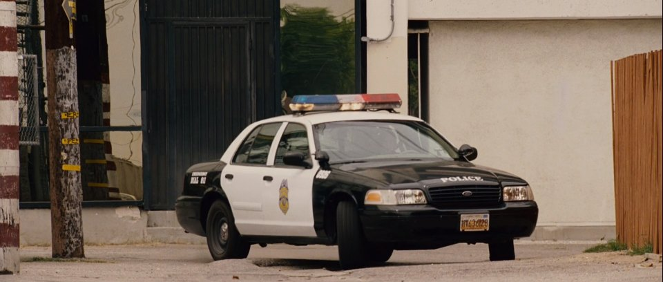 2000 Ford Crown Victoria Police Interceptor P71