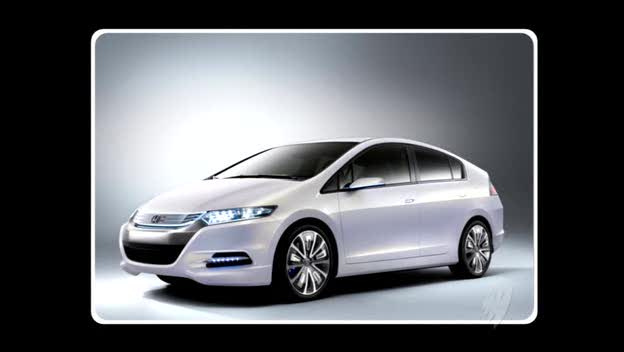 2008 Honda Insight Concept Series II