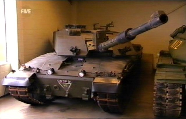 Vickers Defence FV 4034 Challenger 2
