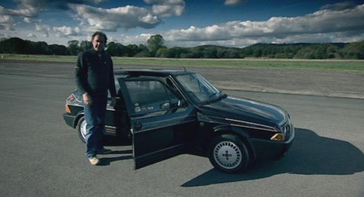 IMCDb.org: 1985 Fiat Strada 130 TC Abarth 2a serie [138AR.2] in