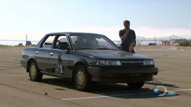 Imcdb Org 1989 Toyota Camry V6 Le V20 In Quot Mythbusters