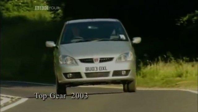 2003 Rover CityRover [RD110]