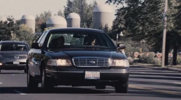 Ford Crown Victoria Lx P