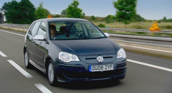 Used Cars By Owner >> IMCDb.org: 2008 Volkswagen Polo BlueMotion 1.4 TDI IV [Typ ...