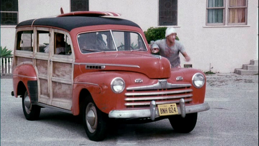 IMCDb.org: 1946 Ford Super De Luxe Station Wagon [79B] in ...