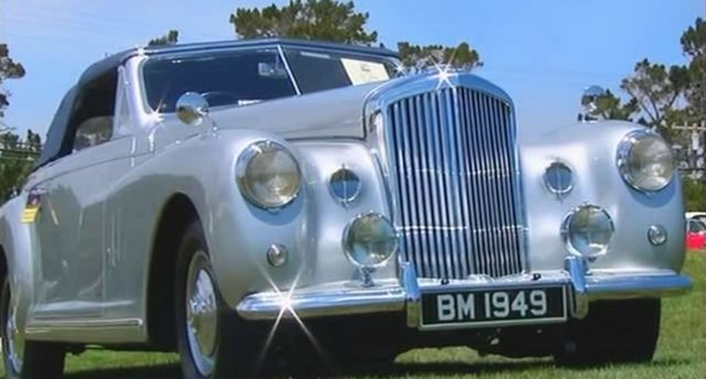 1949 Bentley Mk.VI Drophead Coup� Pininfarina [B453CD]